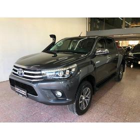 Toyota Hilux Srx 4x2 At