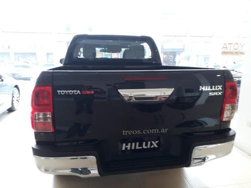 toyota hilux srx 4x2 aut 2021 0km nueva línea conc ofic mlet