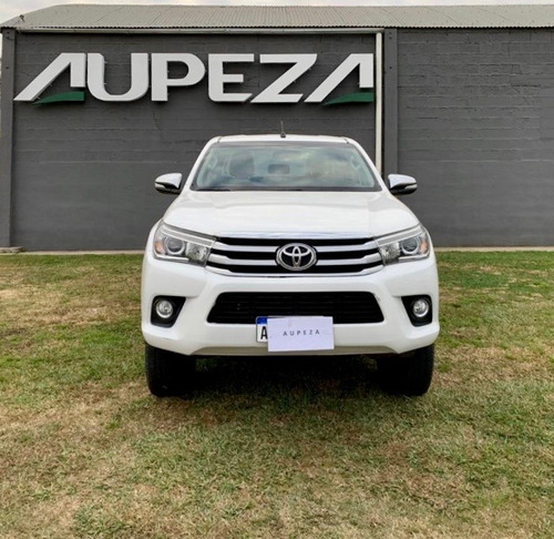 toyota hilux srx 4x4 at