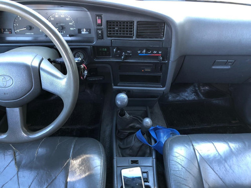 toyota hilux sw4 - 1995 / 1995 2.8 4x4 8v diesel 4p manual