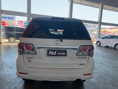 toyota hilux sw4 2012 3.0 srv 7l 4x4 aut. 5p 171 hp