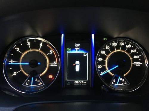 toyota hilux sw4 2.8 16v 4p srv 4x4 7 lugares turbo automáti