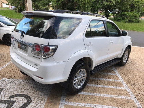 toyota hilux sw4 3.0 16v 4p srv 4x4 turbo automático
