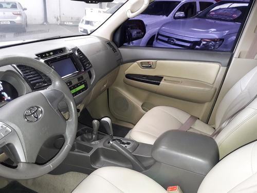 toyota hilux sw4 3.0 sr 4x4 16v turbo intercooler diesel 4p