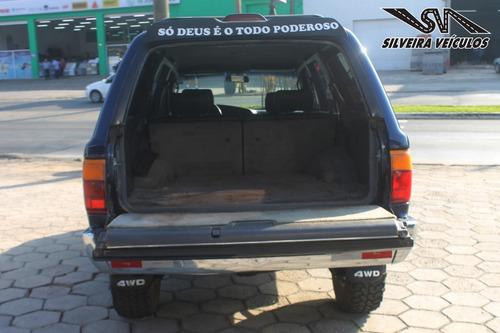 toyota hilux sw4 - ano: 1994 - gasolina