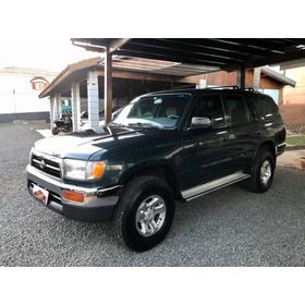 Toyota Hilux Sw4 Gasolina Ano 1998 7 Lugares