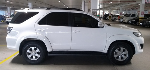 toyota hilux sw4 srv 3.0 diesel  4x4 2015 top.