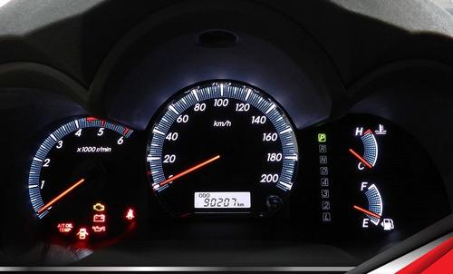 toyota hilux sw4 srv 3.0 turbo diesel 5 lugares lacrada