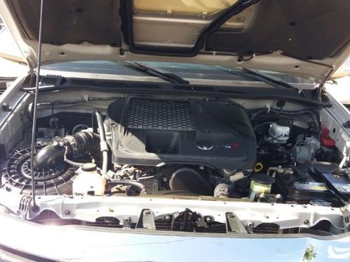 toyota hilux sw4 srv 4x4 7 lugares 3.0 turbo interc..ovz8511