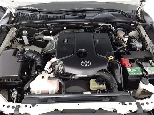 toyota hilux sw4 srx 2.8 turbo 4x4 automática, 51.000kms