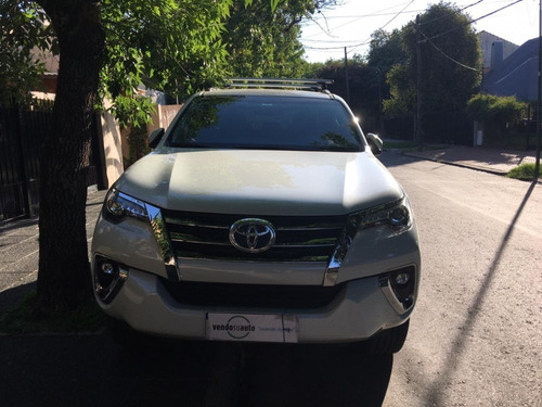 toyota hilux sw4 srx 2.8tdi at. 7as / diesel / 2018