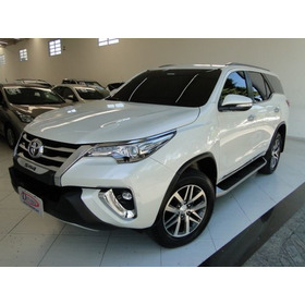 Toyota Hilux Sw4 Srx At 7 Lugares 2.8l 16v Turbo In..fvv2356