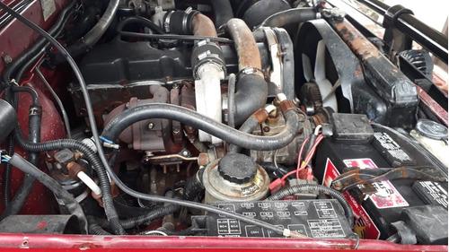 toyota hilux una línea de verdad. turbo-diesel.