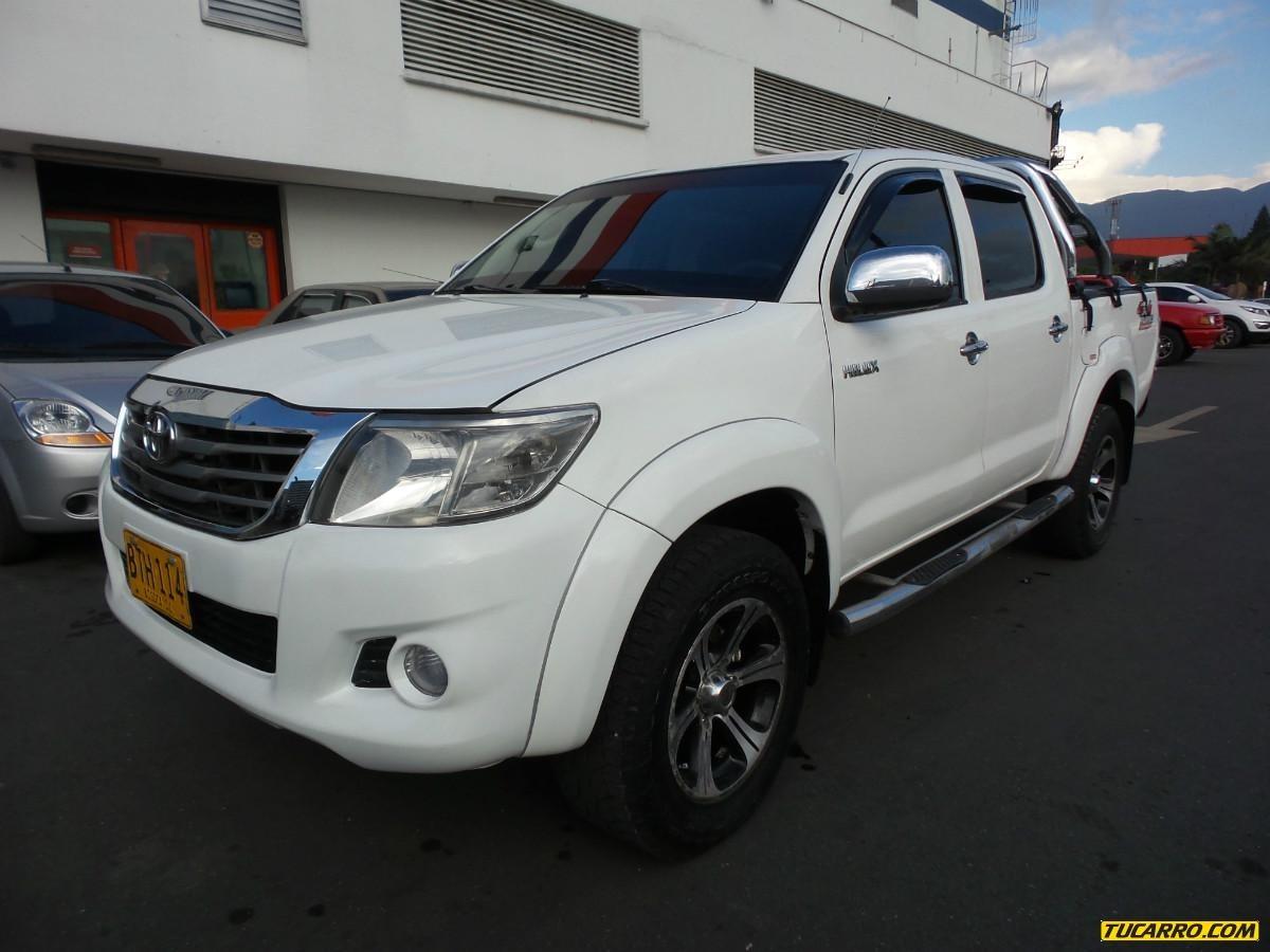 Toyota Hilux Vigo Mt 2700cc Aa 4x4 55 000 000 En Tucarro