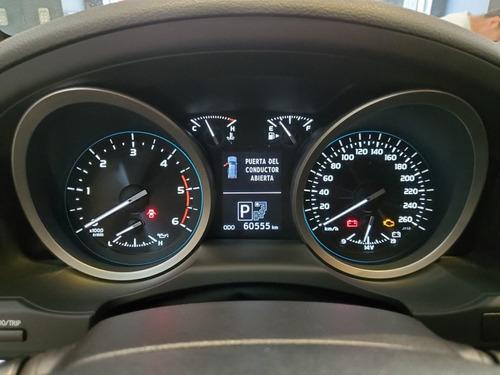 toyota land cruiser 200 vx 2012 solo 60000 kms blindada rb3