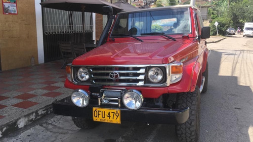 toyota land cruiser 4.5 gasolina