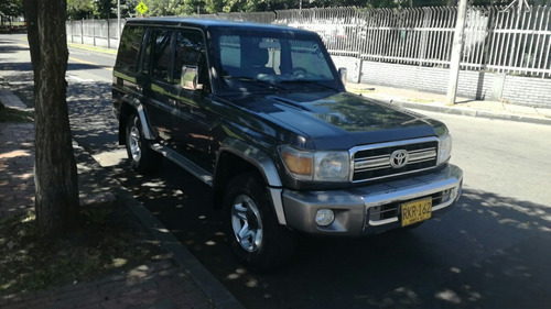 toyota land cruiser 70 - 2011 - macho blindado nivel 3