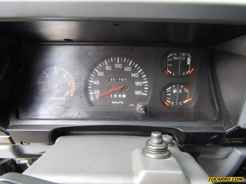 toyota land cruiser carevaca 4000 cc mt carburador