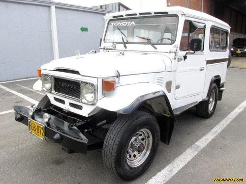 toyota land cruiser fj 4x4 largo
