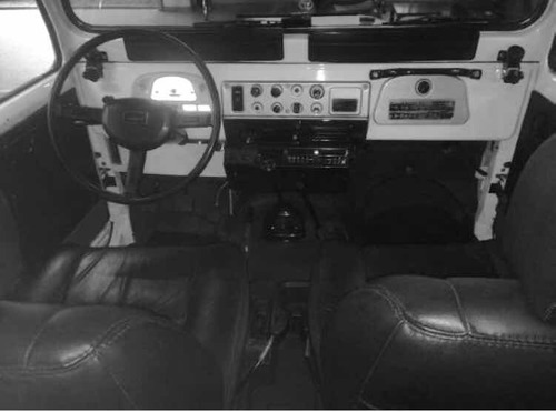 toyota land cruiser fj40 1982