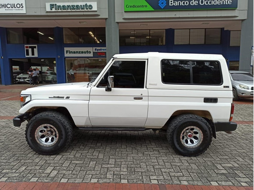toyota land cruiser fzj mt 4.5 2003