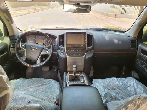 toyota land cruiser gxr lc200 automatico 4x4 modelo 2019