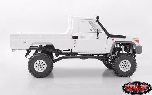toyota land cruiser lc70 1/10 hard body kit axial crawler **