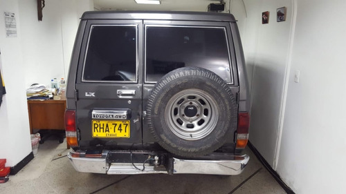 toyota land cruiser machito land cruiser 4x4 1987