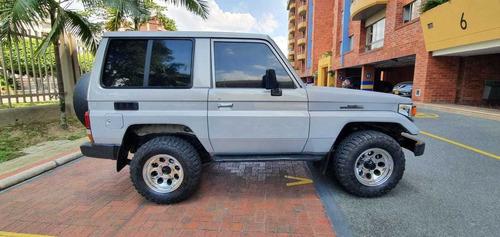 toyota land cruiser machito meca 4x4 2005 4500cc