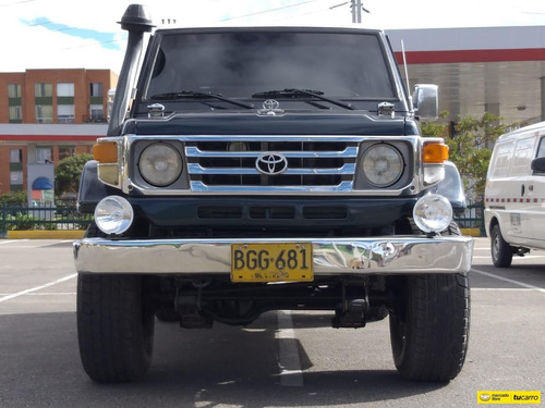 toyota land cruiser mt 4x4 4.5