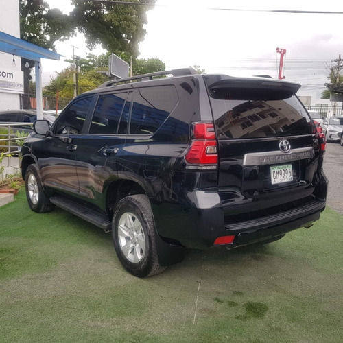 toyota land cruiser prado 2018 $ 36999