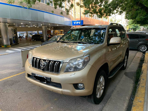 toyota land cruiser prado vx at