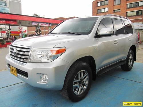 toyota land cruiser v8 vx