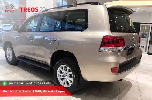 toyota land cruiser vx 2017