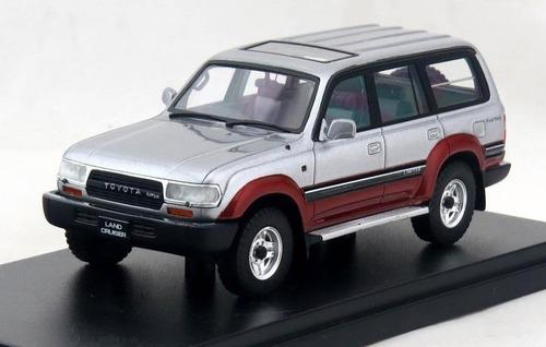 toyota land cruiser vx burbuja carro querido colombia 1/43