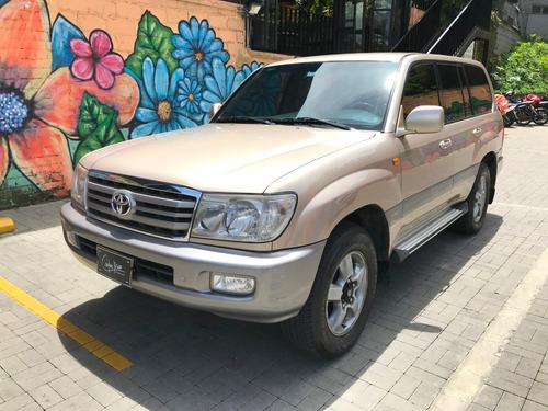 toyota lc 100 v8 sahara modelo 2006