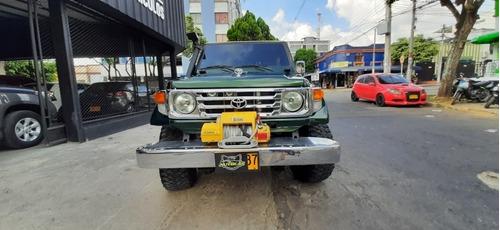 toyota macho 1997 4.5 fzj75 chasis