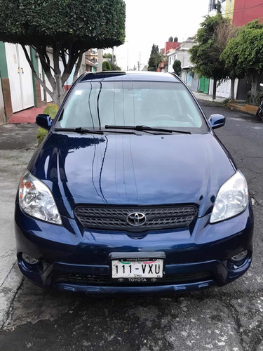 toyota matrix xrs 5vel qc hb mt 2008