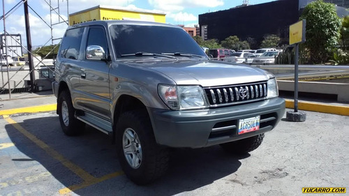 toyota merú land cruiser