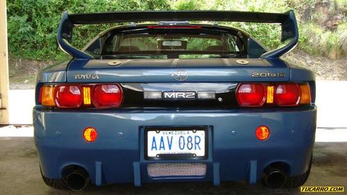 toyota mr2 turbo - sincronico
