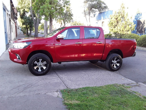 toyota new hilux 2.4 dx diesel 4x2 año 2017 full