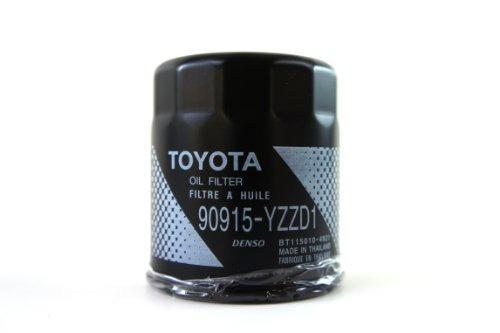 toyota originales 90915-yzzd1 filtro de aceite