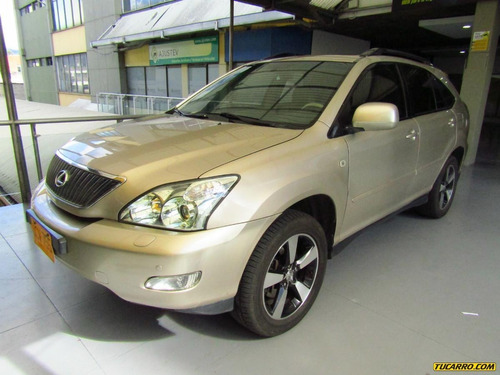 toyota otros modelos lexus rx330