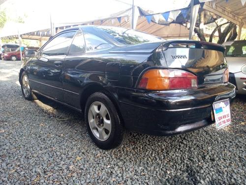toyota paseo 1497 motor 1.5 1992 negro 3 puertas