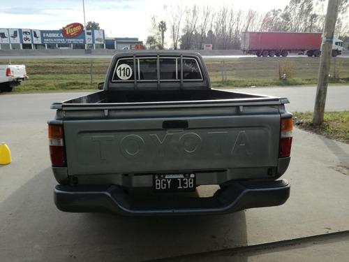 toyota pick up 2.4 diesel