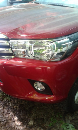 toyota - plan 100% hilux 2.4 dx c/doble en $$