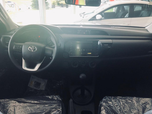 toyota plan adjudicado 70/30  hilux dx 4x2   32  c/pagas n