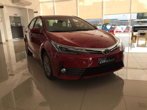 toyota - plan corolla 100% financiado