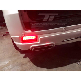 Toyota Prado 2010-19 Luces Bumper Led