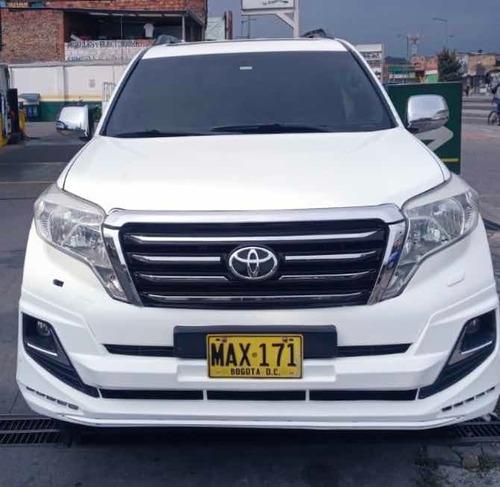 toyota prado 4x4 diesel 2012